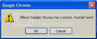Crash Chrome